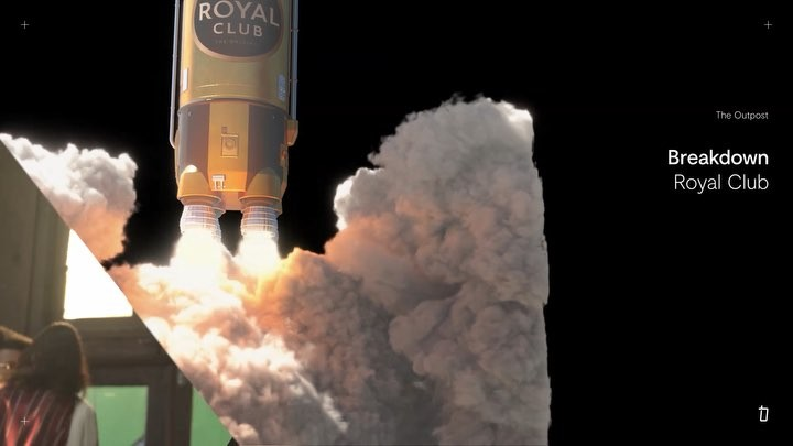 As promised, the science behind the CG rocket for @royalclubnl with @thecompoundvfx enjoy!