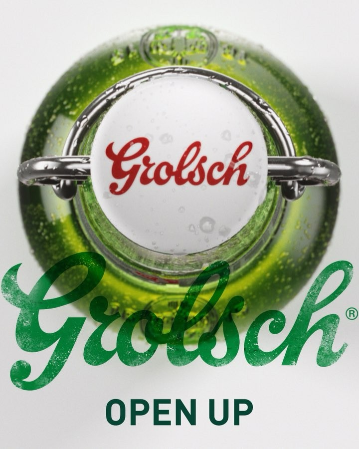 CG beers for everyone! Cheers ya'll. Thank you for working with us @czar_amsterdam & @thecompoundvfx and ofcourse @grolsch_nl & @grolsch_global ! Breakdown coming soon!