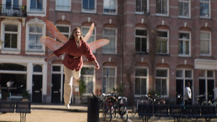 Breaaaaakdown time!  It was a lot of fun to lift the new TVC for @libelle off the ground!  Directed by the awesome @davidvandervegte  Thanks for havin us @dpgmedia_nl  Production @ceesclous @mr.xinix  Dop @wouterverberkt Styling @ramonyx @chris_volkers Art @nathalie.veen Wing design  @franziska.loeding